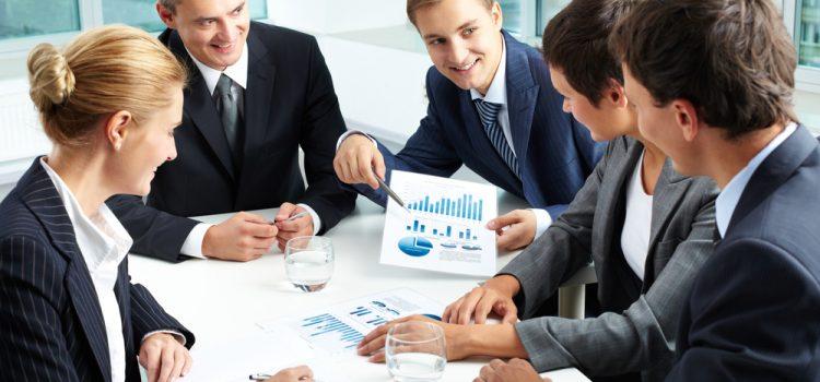 Eine gute Verkaufspräsentation erstellen – mit Vorlagensoftware